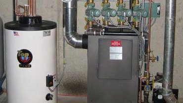 Oil Burner and Furnace Replacement NH